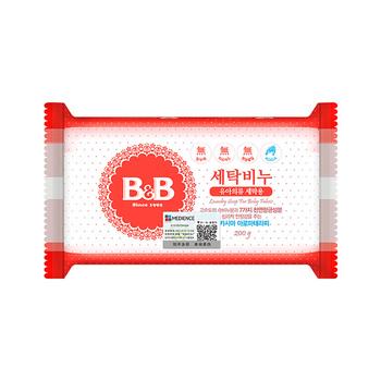韩国•保宁(B&B)洗衣香皂 婴幼儿衣物洗涤用(洋槐香)