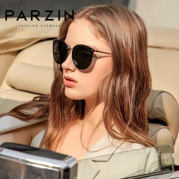 帕森太阳镜女 轻盈复古炫彩膜墨镜潮驾驶镜偏光眼镜