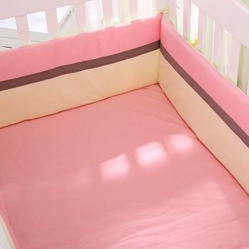 龙之涵 春夏款婴儿床围静梦天使