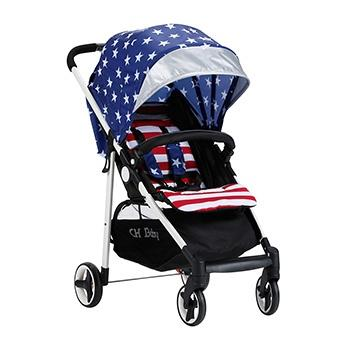 CHBABY婴儿推车高景观可坐躺768B