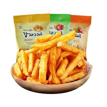 韩国进口九日脆土豆条薯条54g*2包