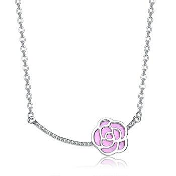 玫瑰 S925银套链