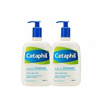 加拿大•丝塔芙(Cetaphil)洁面乳591ml*2
