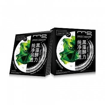 中国•MG美即黑藻酵力纯净润透面膜10片