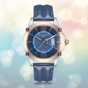 中国•聚利时潮流腕表时尚男士手表男表
