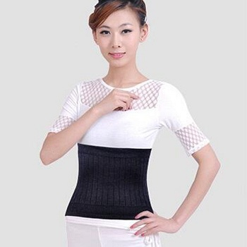 中国•沃之沃 保暖护腰羊绒护腰带