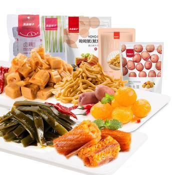 中国•休闲辣味套餐714g
