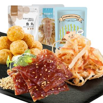 中国•良品铺子  好吃肉肉组合260