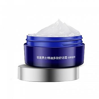 中国•锐度男士精油多效舒活霜(四季适用)