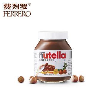 能多益Nutella榛果可可酱350g