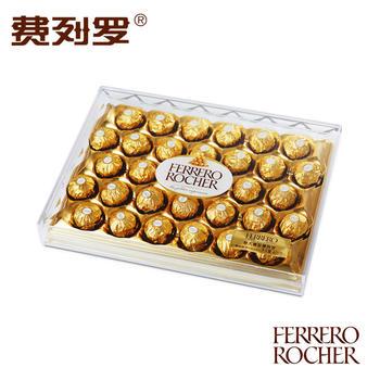 费列罗榛果威化巧克力32粒400g