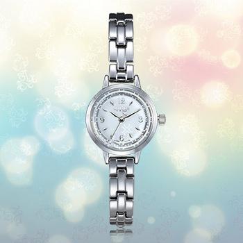 中国•聚利时钢带时尚系列女表女士手表