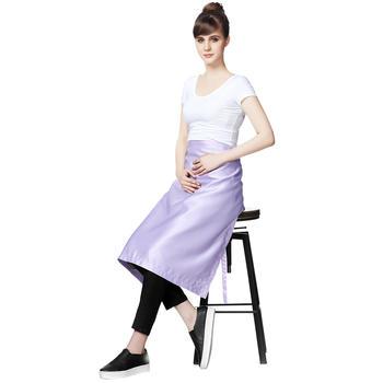 婧麒防辐射服孕妇银纤维盖毯紫色