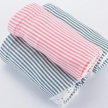 婧麒孕妇内裤纯棉组合装二灰一粉