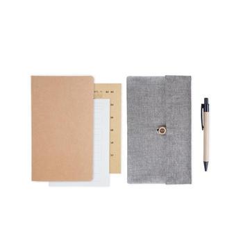 Kinbor 留白笔记本套装4件套