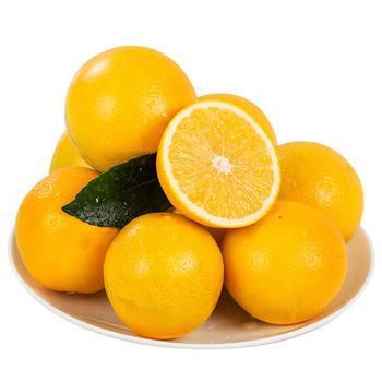 乐知果诸橙子5斤中大果约18-25个