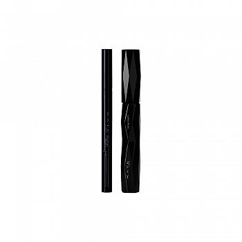 日本•艳黑持久眼线液限定套装(艳黑持久眼线液0.6ml+幻黑纤长睫毛膏3.2g)