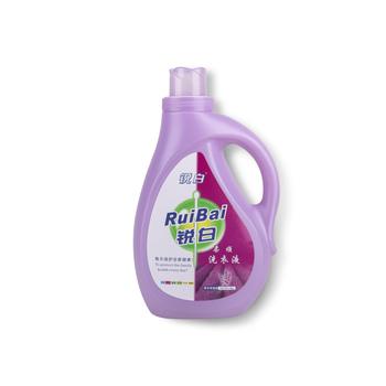 中国•锐白柔顺洗衣液2kg(薰衣草香氛)/瓶