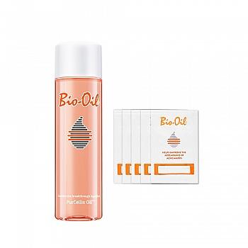 百洛(Bioil)多用护肤油加赠装(200ml赠5ml)