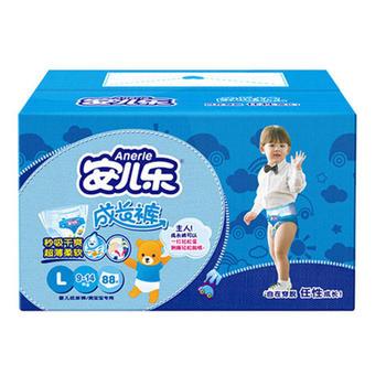 安儿乐成长裤男宝L88片