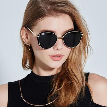 威古氏偏光墨镜网红款猫眼时尚太阳镜