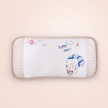 中国•澳斯贝贝 夏季宝宝冰丝定型枕