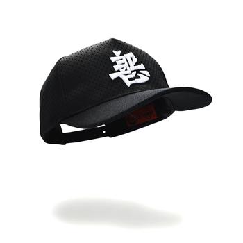 中国•初弎潮牌3M反光文字刺绣棒球帽男
