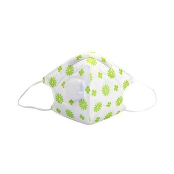 零听N95呼吸阀儿童防护口罩10个