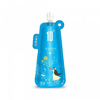 中国•10度水漾鲜活保湿爽肤水100ml