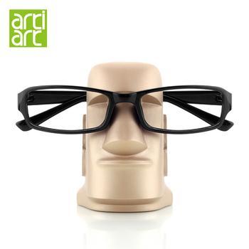 台湾artiart 巨人石像眼镜架