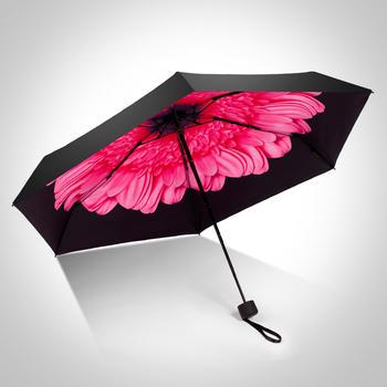德国iRain袖珍口袋防晒迷你晴雨伞