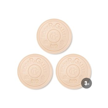 法国•香邂格蕾姜花味香水皂 3*100G
