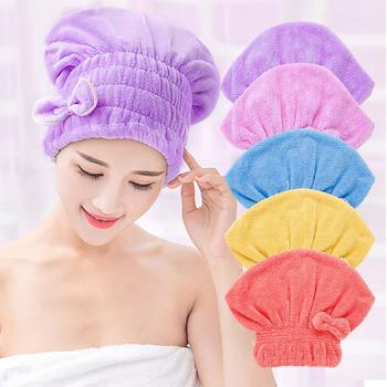 成人干发帽超强吸水干发巾浴帽