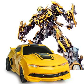 中国•奥智嘉1:20大黄蜂遥控变形汽车