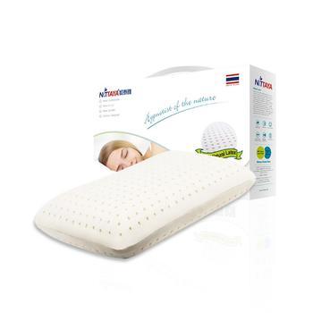 Nittaya天然乳胶枕胖人专用枕