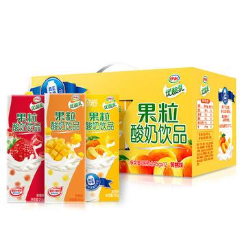 伊利  果粒优酸乳  日期新鲜 品质保障