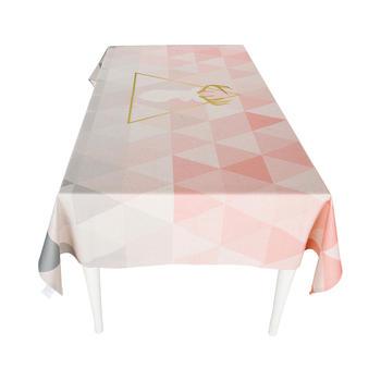 范居态度北欧风简约加厚桌布