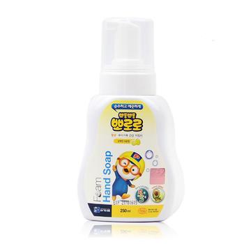 韩国进口宝宝泡沫洗手液250ml