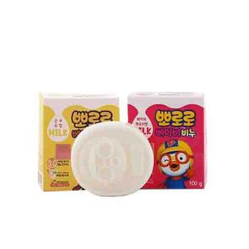 啵乐乐 婴儿专用滋养皂牛奶味