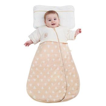 欧孕宝宝秋冬款加厚分腿睡袋