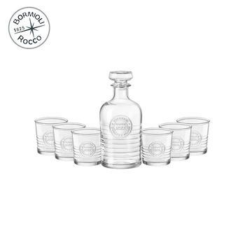 Bormioli Rocco 1825威士忌酒具套装