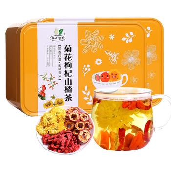 杯口留香菊花枸杞山楂茶 100g×2盒