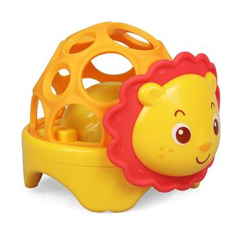 声光软胶球学爬球 小象  小狮子