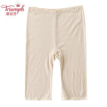 黛安芬半截短裤舒适女式安全裤