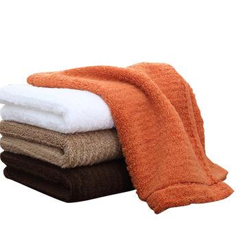 多样屋 Tide潮色棉加大厚毛巾浴巾