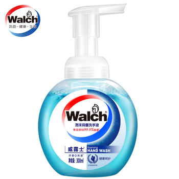 威露士泡沫洗手液300ml