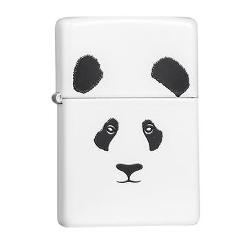 之宝(zippo机)28860白哑漆熊猫