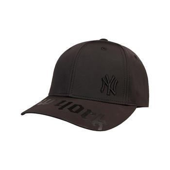MLB棒球帽黑色小NY