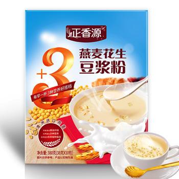 正香源 进口燕麦花生豆浆380g/盒