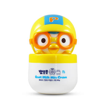 韩国 啵乐乐儿童3D立体滋润面霜60g